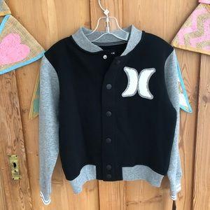NWT Hurley Boys Jacket